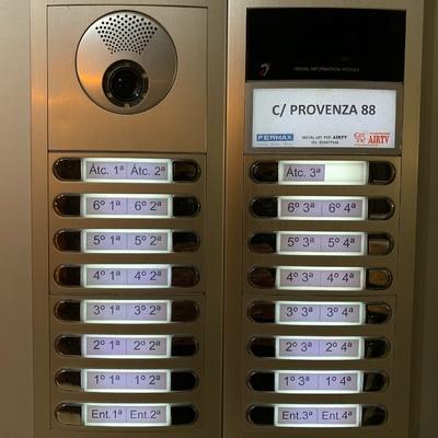 Instalación Videportero Fermax sistema Duox