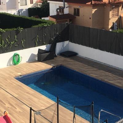 Constucción piscinas