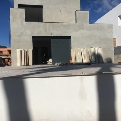 construcción villa (Benicassim)