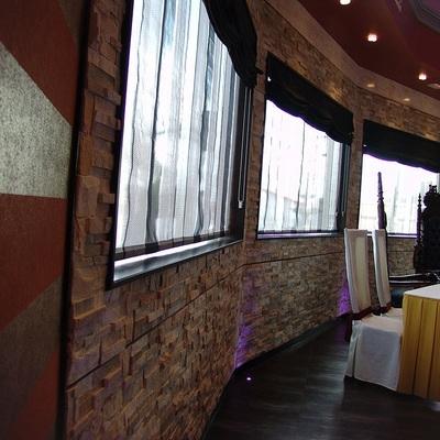 Salón del Restaurante casa Pedro