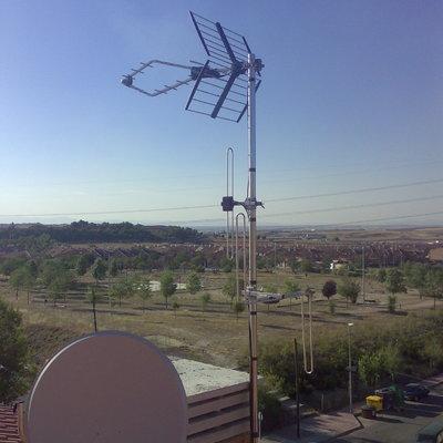 Antenas Terrestres