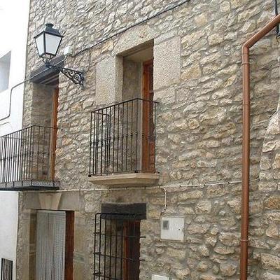 Restauración fachada vivienda