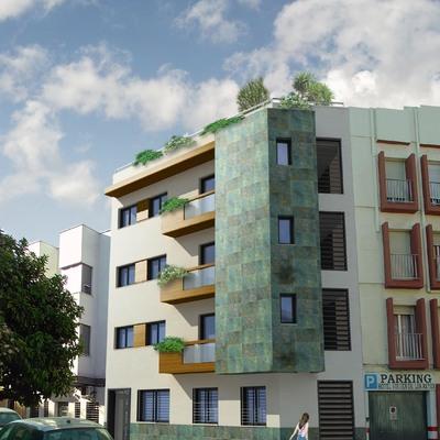 Promocion de 4 viviendas entremedianeras