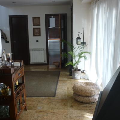 Cambio de suelos, pintura y puertas