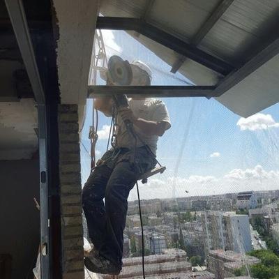 Trabajos de altura de máxima precisión