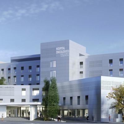 reforma ampliacion del hospital gregorio marañion