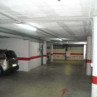 Instalación eléctrica de garaje