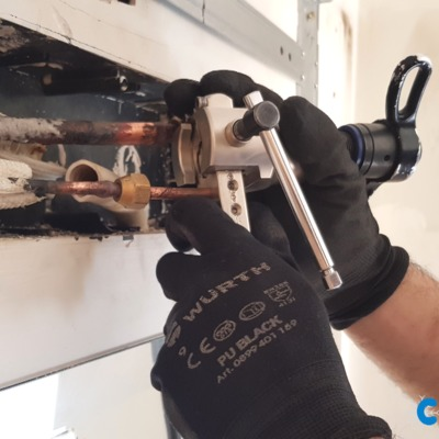 Instalación Split Aire Acondicionado 3000 Frigorías
