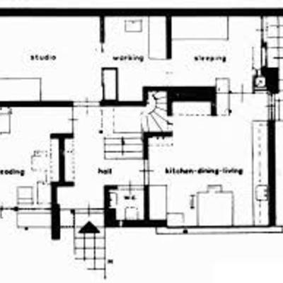 Plano Casa unifamiliar