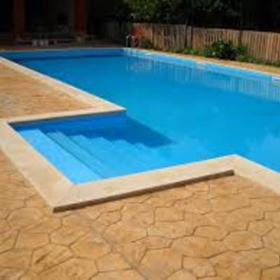 Ideas y fotos de hormigon impreso para inspirarte for Hormigon impreso para piscinas