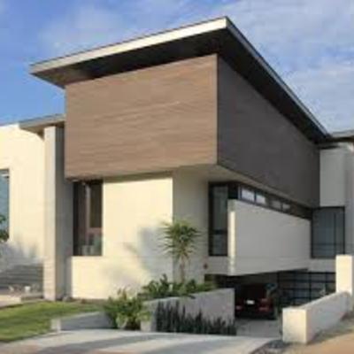 Construcción de casa unifamiliar
