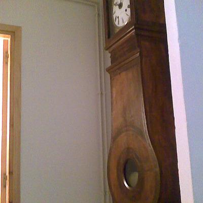 Mueble reloj