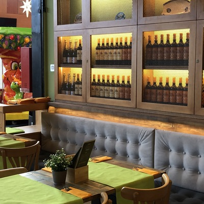 Tepuy de Dany restaurante en CC Rivas, Madrid