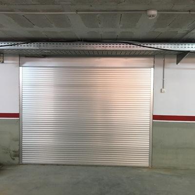Persiana enrrotllable per garatge