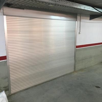 Persiana enrrotllable per garatge 2