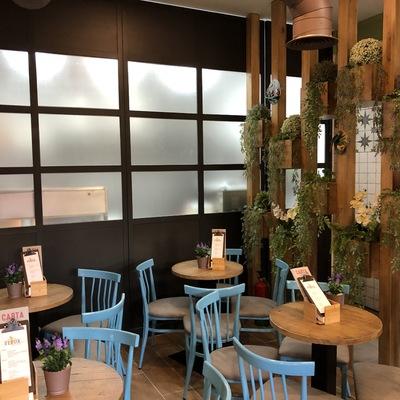 Cafetería Tepuy