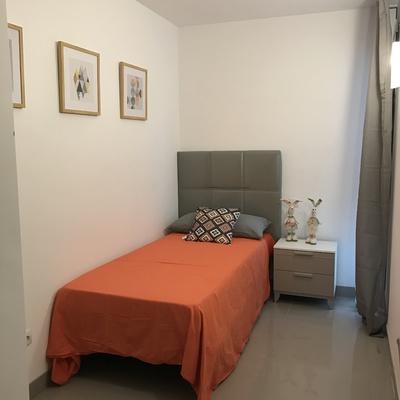 Dormitorio 1 Piso Piloto