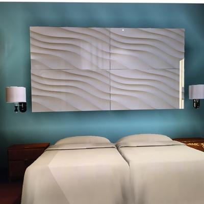 Proyecto decoración en pared para Hotel