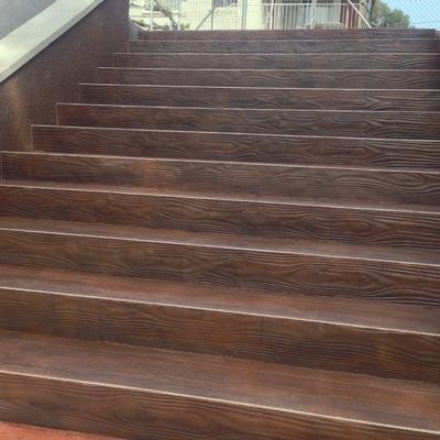 Escaleras tipo madera