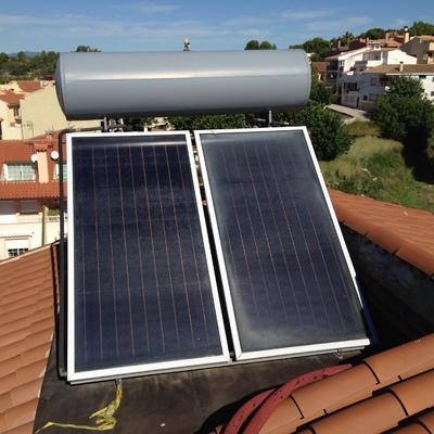 Solar Térmica (termosifón 300l)