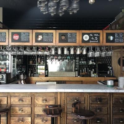 Barra de Cerveza Craft