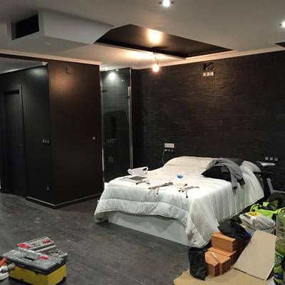 Reforma de dormitorio completa
