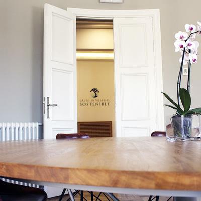 Sala de reuniones Grupo Empresarial Sostenible