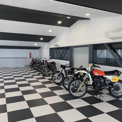 Museo motocicletas