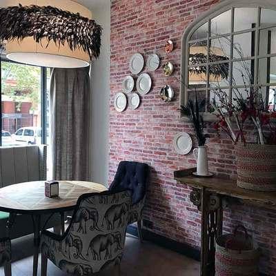 Cafeteria Principe: Decoración