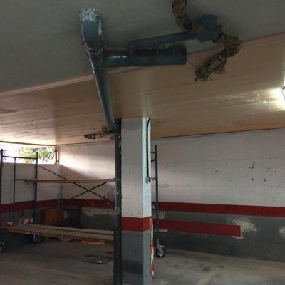 Aislamiento garaje