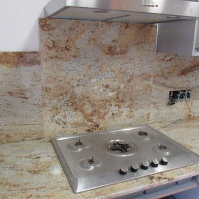 Encimera de cocina en granito