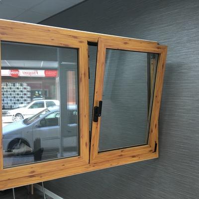ventana oscillobatiente