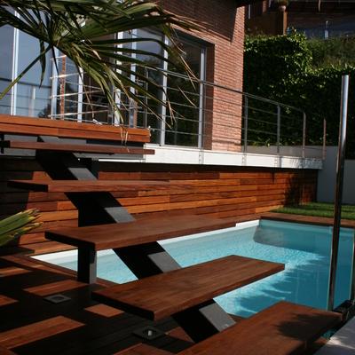 Reforma piscina y pavimentos