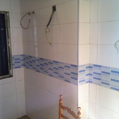 realización de baño.