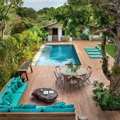 piscinas y paisajismo