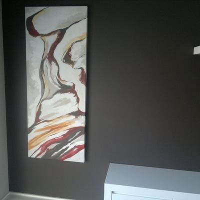 Bellas artes: cuadro personalizado