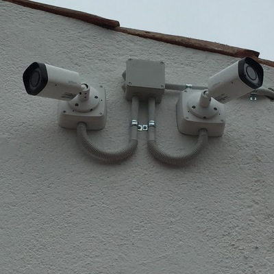 Càmaras de Videovigilancia exteriores