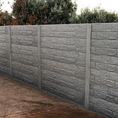 Construcción de muros y cercados