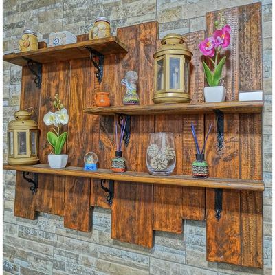 Muebles diseño rustico