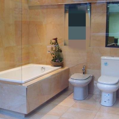 Baño de exposicion