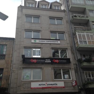 Fachada edificio oficinas
