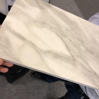 Imitación compacto de mármol