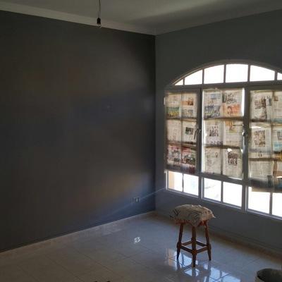 Interior vivienda salón día tonalidades