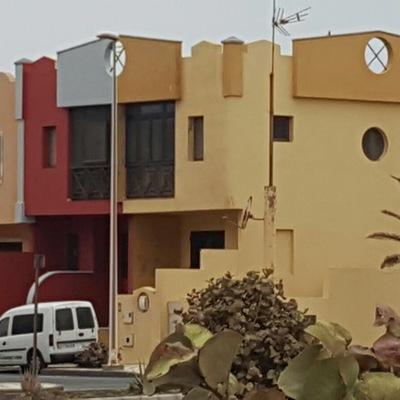 Pintura de fachada duplex