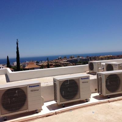 Aire acondicionado/climatización