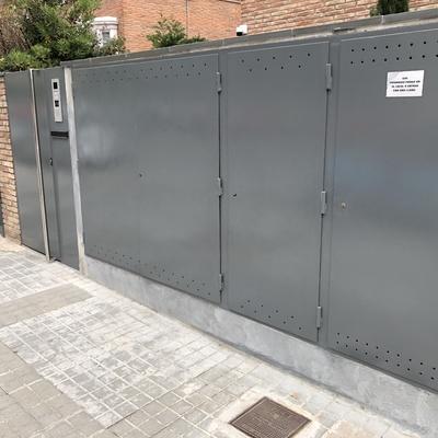 Puertas vivienda unifamiliar