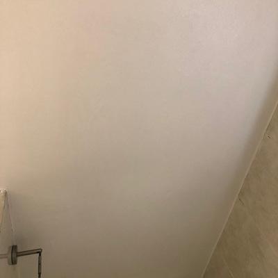 Techo lavabo arreglado
