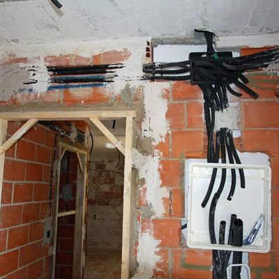 Instalación de vivienda