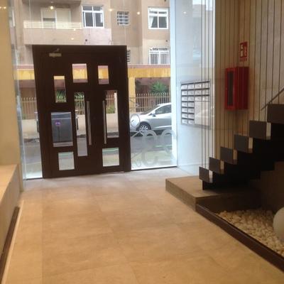 Adaptación de portal en calle cardenal herrera oria 23   Almería