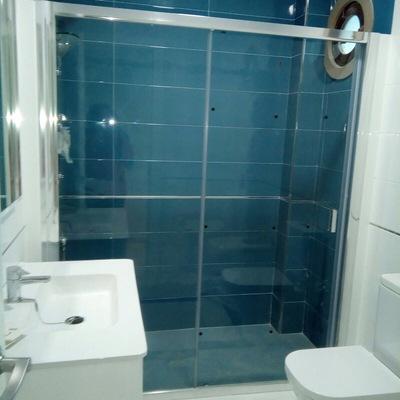 reforma de baño encalle mosquito 57, retamar. Almería   año 2017